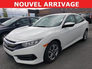 Used 2016 Honda Civic Lx Attente for sale in Boucherville, QC