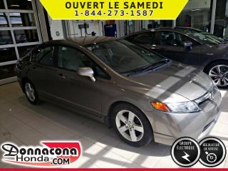 Used 2006 Honda Civic LX***MAGS***CRUZE CONTROL*** for sale in Donnacona, QC