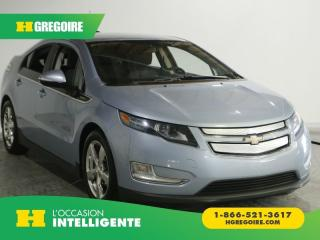 Used 2014 Chevrolet Volt HAYON AC GR ELEC for sale in St-Léonard, QC