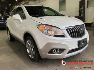 Used 2014 Buick Encore Leather for sale in Drummondville, QC