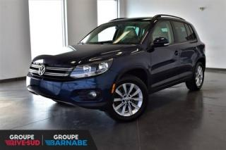 Used 2014 Volkswagen Tiguan HIGHLINE 4MOTION || TOIT PANORAMIQUE || CUIR UN PROPRIO JAMAIS ACCIDENTÉ for sale in Brossard, QC