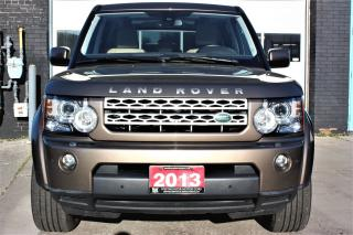 Used 2013 Land Rover LR4 LUX for sale in Toronto, ON