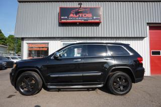 Used 2012 Jeep Grand Cherokee Ltd 4x4 Cuir Toit for sale in Lévis, QC