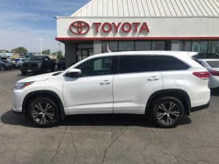 Used 2018 Toyota Highlander LE for sale in Cambridge, ON