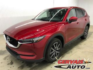 Used 2017 Mazda CX-5 Gt Awd Gps Cuir for sale in Trois-Rivières, QC