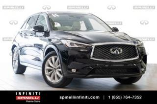 Used 2019 Infiniti QX50 Essential Awd for sale in Montréal, QC