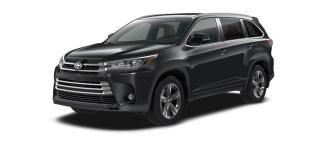 New 2018 Toyota Highlander LIMITED  for sale in Renfrew, ON