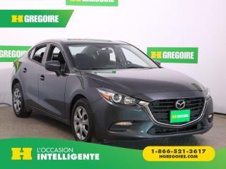 Used 2017 Mazda MAZDA3 GX A/C GR ÉLECT for sale in St-Léonard, QC
