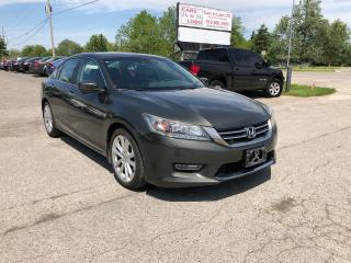 Used 2013 Honda Accord Touring for sale in Komoka, ON