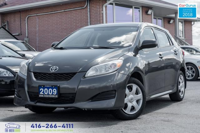 2009 Toyota Matrix A/CAuto PwrGrp CleanCarfax Certified ServicedClean