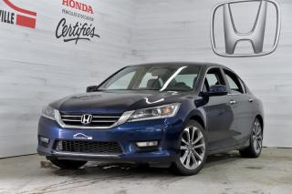 Used 2014 Honda Accord Sport for sale in Blainville, QC