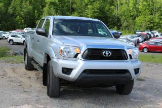 Used 2012 Toyota Tacoma 4 RM, cabine double, V6, boîte automatiq for sale in Shawinigan, QC