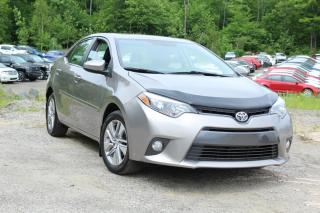 Used 2015 Toyota Corolla LE ECO berline 4 portes CVT for sale in Shawinigan, QC