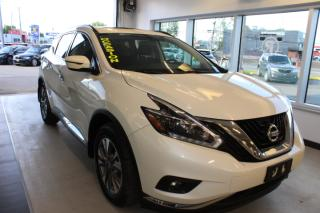 Used 2018 Nissan Murano SV TI TOIT CAMÉRA MAIN LIBRE for sale in Lévis, QC