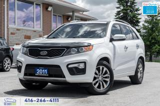 Used 2011 Kia Sorento SX AWD 7SEAT NAVIGPSCAM LEATHER SUNROOF CERTIFIED for sale in Bolton, ON