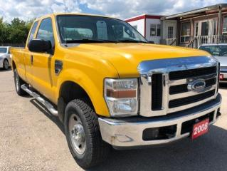 Used 2008 Ford F-250 XLT for sale in Hamilton, ON