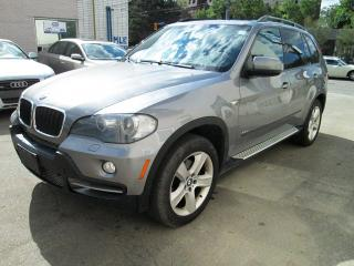Used 2008 BMW X5 AWD 4dr 3.0si Accident Free, Two sets of keys. for sale in Toronto, ON