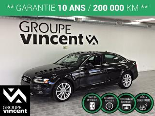 Used 2015 Audi A4 S Line Progressiv for sale in Shawinigan, QC