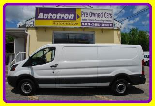Used 2018 Ford Transit 250 3/4 Ton EXT. Cargo Van, Loaded for sale in Woodbridge, ON
