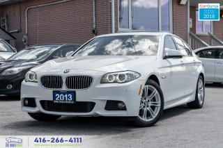 Used 2013 BMW 5 Series 528 AWD MSportsPkg NaviGpS 360*Cam Certified Clean for sale in Bolton, ON