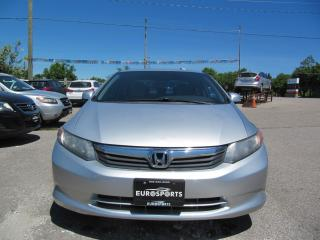 Used 2012 Honda Civic LX for sale in Newmarket, ON