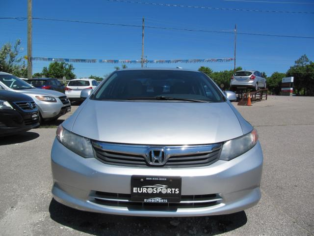 2012 Honda Civic LX