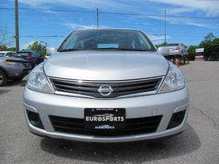 Used 2010 Nissan Versa 1.8 SL for sale in Newmarket, ON