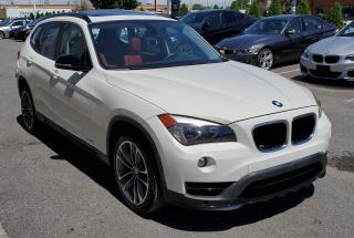 Used 2015 BMW X1 Xdrive28i Leader Of The for sale in Dorval, QC