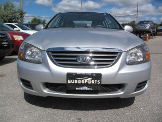 Used 2009 Kia Spectra LX for sale in Newmarket, ON