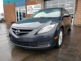 Used 2013 Mazda MAZDA6 Berline 4 portes I4, boîte automatique, for sale in St-Eustache, QC