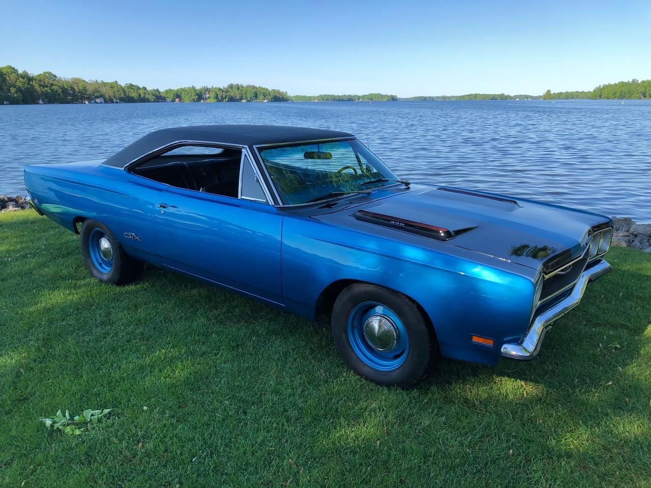 1969 Plymouth Gtx Callan Motors