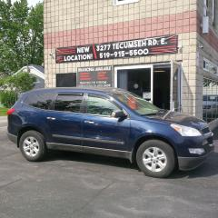 Used 2010 Chevrolet Traverse 1LS for sale in Windsor, ON
