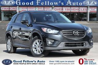 Used 2016 Mazda CX-5 GS MODEL, REARVIEW CAMERA, HEATED SEATS, MOONROOF for sale in Toronto, ON