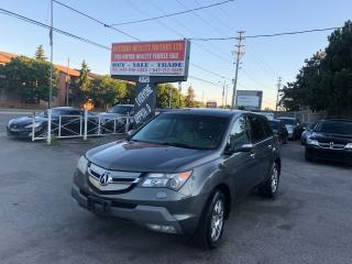 Used 2007 Acura MDX TECHNOLOGY PKG for sale in Toronto, ON