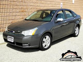 Used 2009 Ford Focus SE || CERTIFIED || AUTO for sale in Waterloo, ON