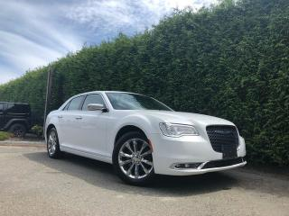 Used 2018 Chrysler 300 300 Limited AWD + NAV + DUAL-PANE SUNROOF for sale in Surrey, BC