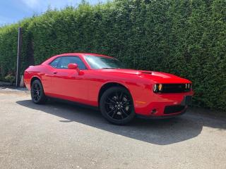 Used 2018 Dodge Challenger SXT Plus for sale in Surrey, BC