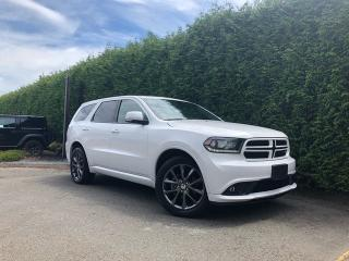 Used 2018 Dodge Durango GT AWD for sale in Surrey, BC