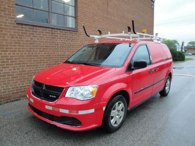 2012 Dodge Caravan Roof Rack, Extra Tires
