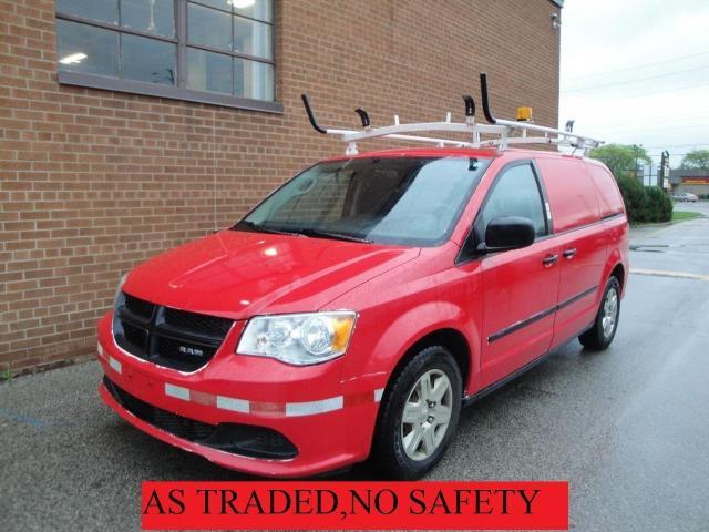 2012 Dodge Caravan Roof Rack, Extra Tires