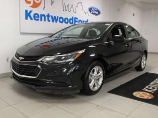 Used 2018 Chevrolet Cruze LT for sale in Edmonton, AB