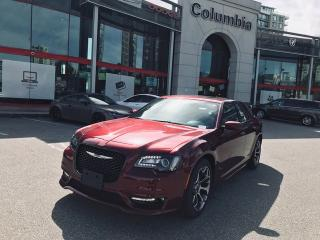 Used 2018 Chrysler 300 S Leather Nav Pano Sunroof No Accident Beats for sale in Richmond, BC