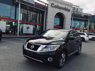 Used 2014 Nissan Pathfinder Platinum 4dr 4WD Sport Utility for sale in Richmond, BC
