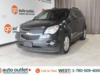 Used 2014 Chevrolet Equinox LT, AWD, POWER WINDOWS, STEERING WHEEL CONTROLS, CRUISE CONTROL, A/C, HEATED FRONT SEATS, AM/FM RADIO, SATELLITE RADIO, BACKUP CAMERA, NAVIGATION for sale in Edmonton, AB
