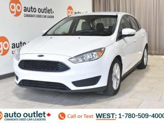 Used 2016 Ford Focus SE, FWD, Heated front seats, Heated steering wheel, Backup camera for sale in Edmonton, AB
