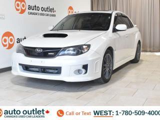 Used 2012 Subaru Impreza WRX WRX, AWD, 5 speed manual, Heated front seats, Sunroof for sale in Edmonton, AB