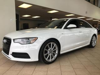 Used 2015 Audi A6 Technik S-Line Quattro GPS Toit for sale in Pointe-Aux-Trembles, QC