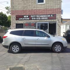 Used 2009 Chevrolet Traverse LS for sale in Windsor, ON