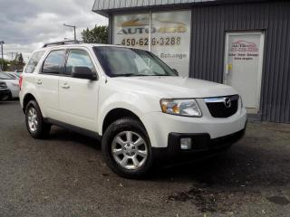 Used 2010 Mazda Tribute ***4X4,AUTOMATIQUE,AIR CLIM*** for sale in Longueuil, QC
