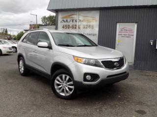 Used 2011 Kia Sorento ***EX,AUTOMATIQUE,CUIR,V6,MAGS*** for sale in Longueuil, QC